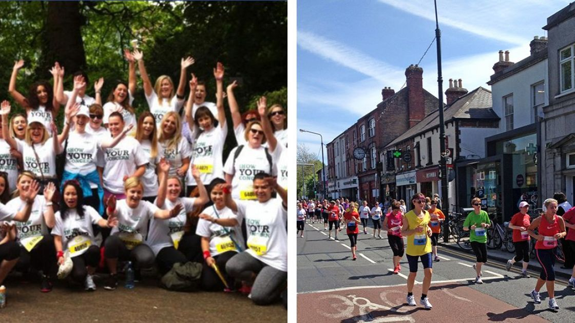 Take part in the VHI Women's Mini Marathon this June and raise money to help the world's poorest people.