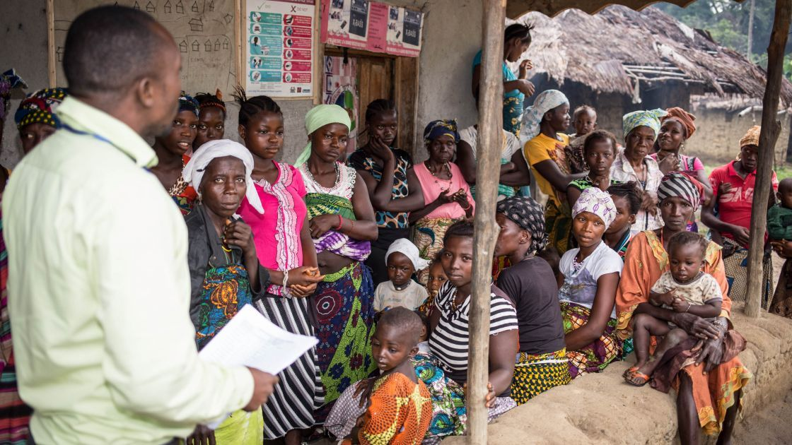 What do the COP 21 climate talks mean for the world's poorest people? Photo: Concern Worldwide.