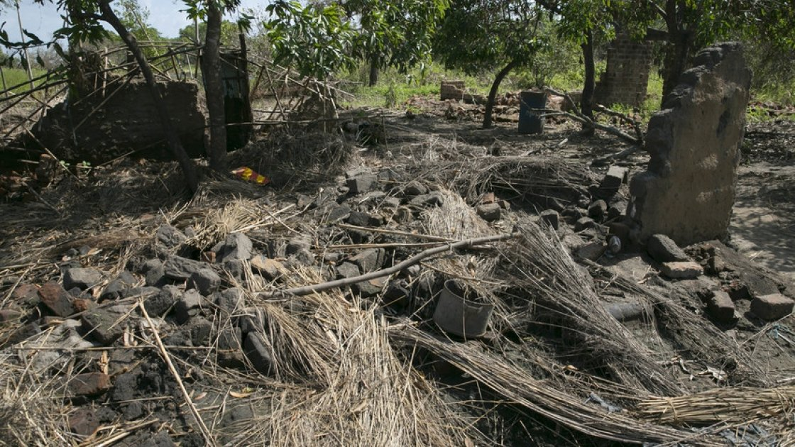 Concern Worldwide Cyclone Idai Mozambique