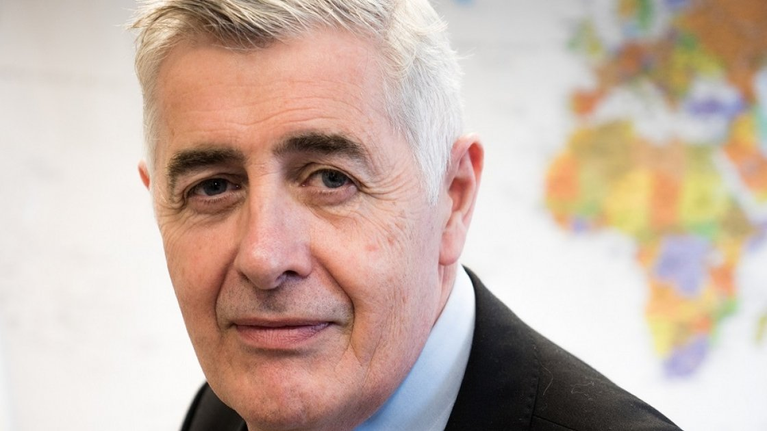 Concern Worldwide Chief Executive Dominic MacSorley