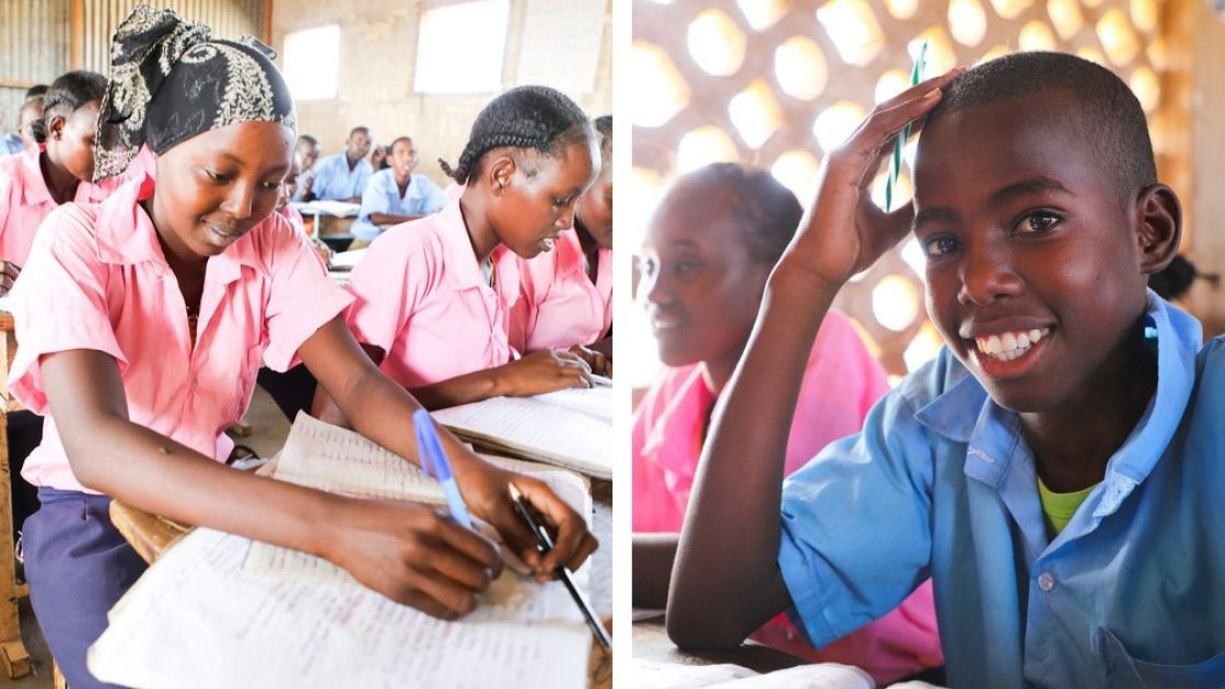 Help empower the youth of today by investing in a child's education in your mother's name.