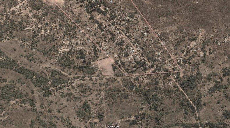 Ngelenge village. Photo: Concern Worldwide