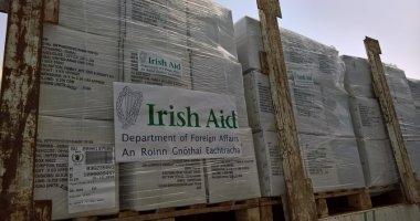 Irish Aid and Concern Worldwide provides emergency aid to Somalia. Photo: UNHRD/Concern Worldwide.