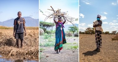Communities affected by climate change