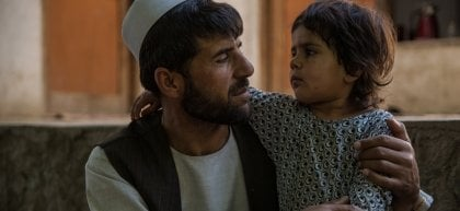 Help families in Afghanistan who have lost everything.