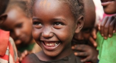 5-year-old Jillo Arere of Tari Adhi, Marsabit, Kenya. Photo: Kieran McConville / Concern Worldwide.