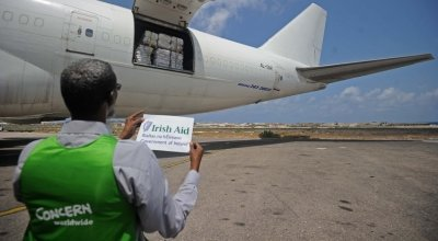 Irish Aid and Concern Worldwide provides emergency aid to Somalia. Photo: Mohamed Abdiwahab/Concern Worldwide
