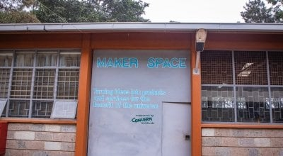 Maker Space in Nairobi, Kenya