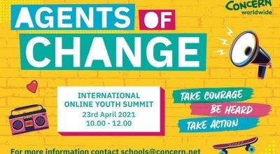 Agents of Change International Youth Summit