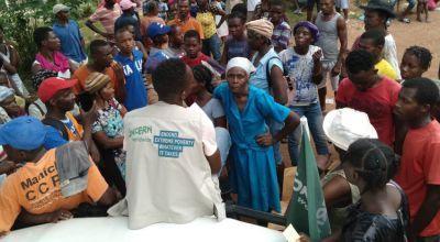 Concern emergency team responding to Haiti Earthquake
