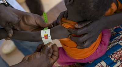 Health assessment on child in CAR