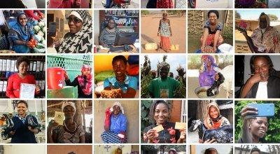 The inspirational women behind our 'Empowering Women' series on gender equality.