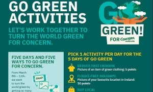 Go Green Activities