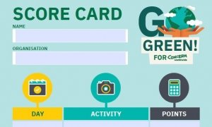 Go Green Scorecard