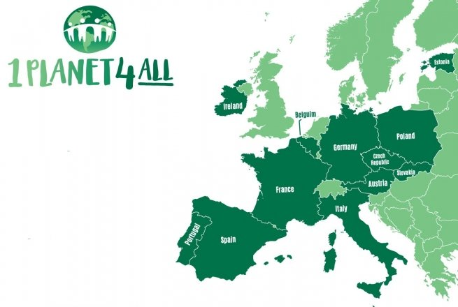 1PLANET4ALL operates in 12 European Countries.