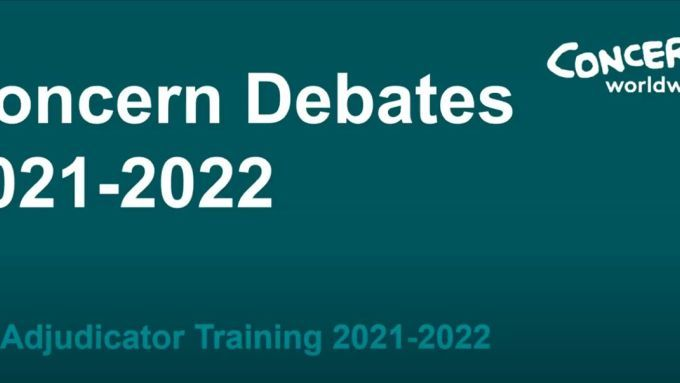 Debates Training